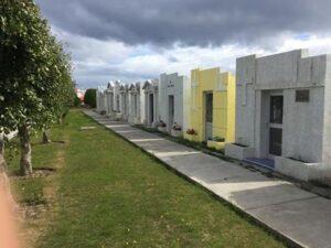 Cementerio San Alberto Hurtado
