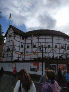 Globe, Shakespeare
