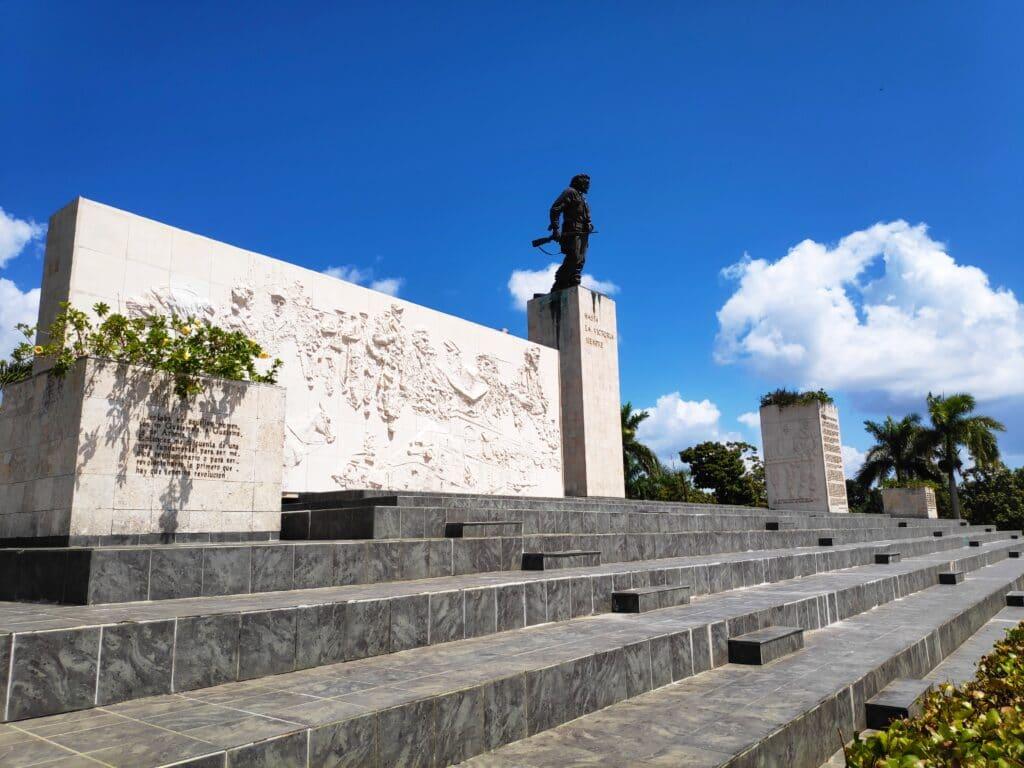 mausoleo del che guevara