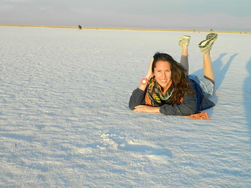 Salar de Atacama. Own Picture.