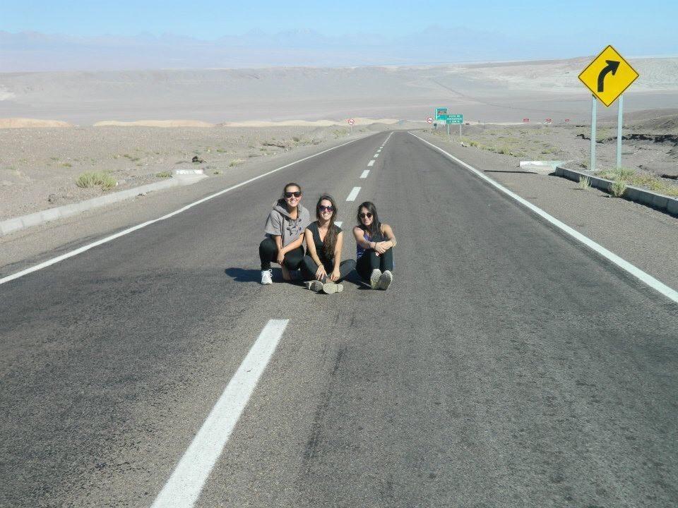 Camino al desierto. Own picture