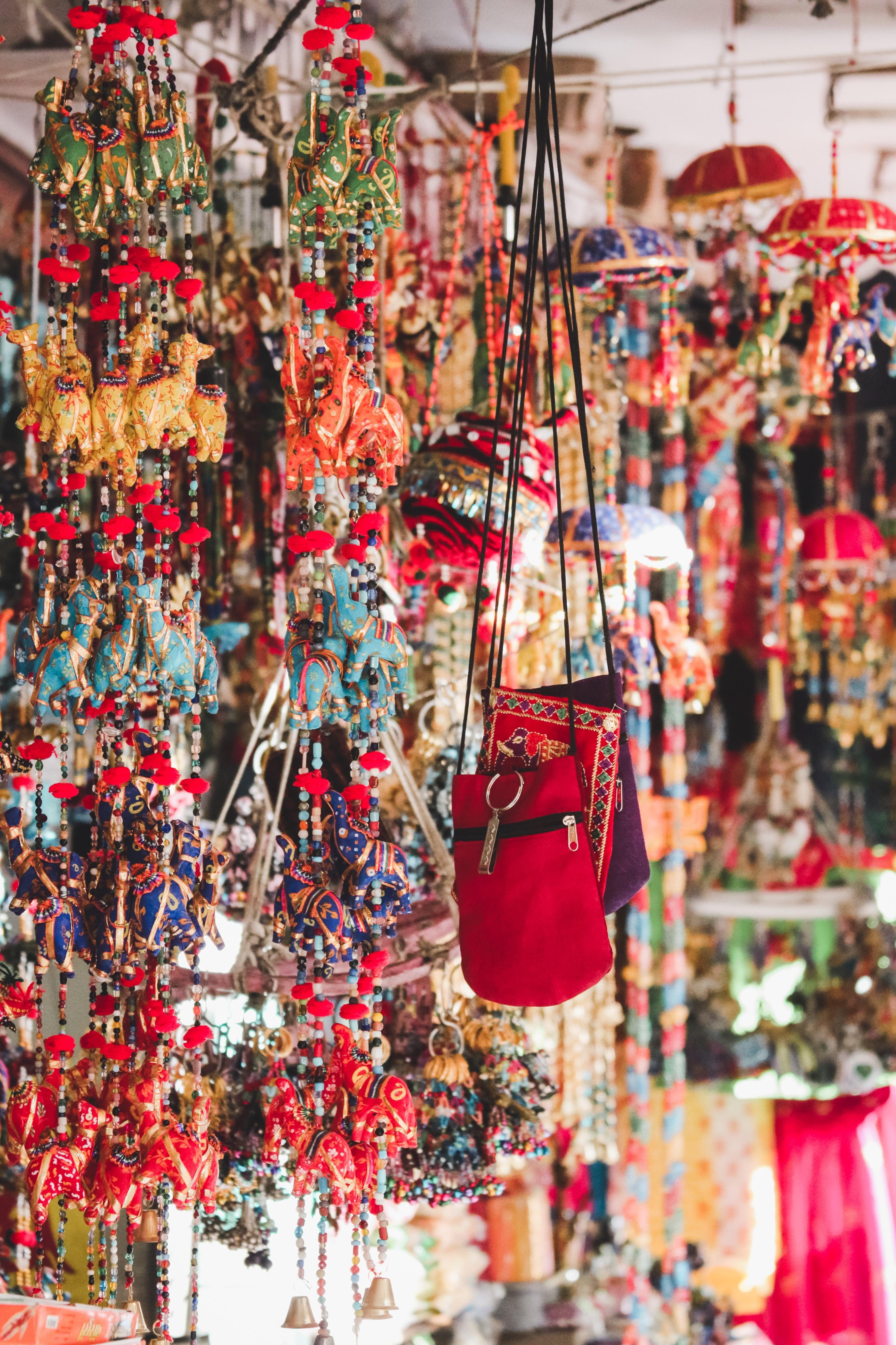Bazares en Jaipur