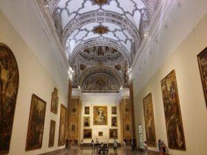 Tienes que ver en Sevilla el Museo de Bellas Artes.