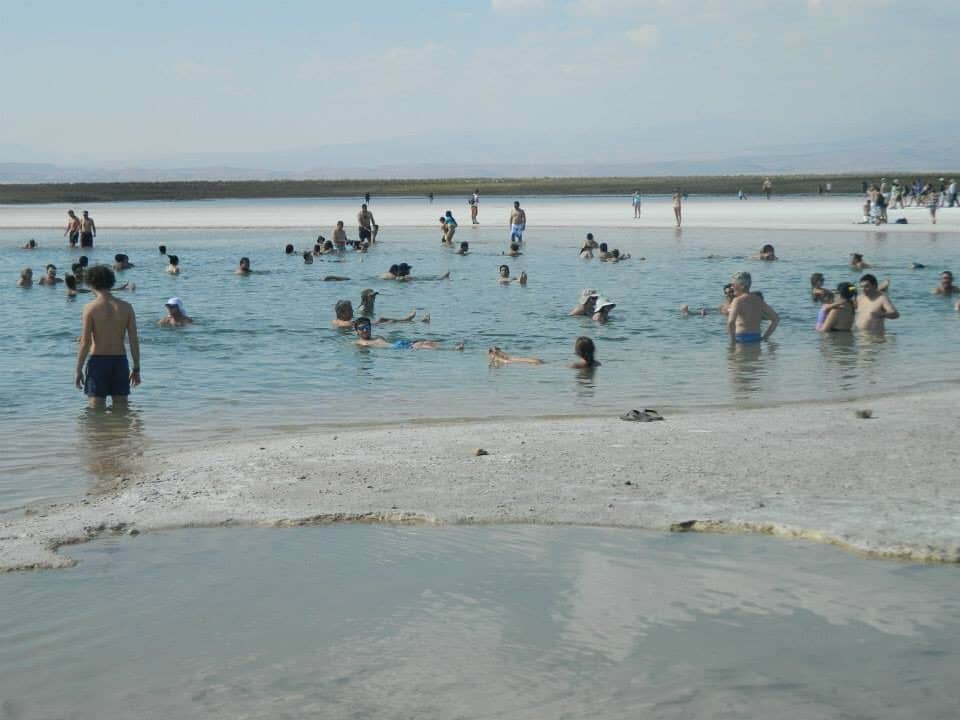 Laguna Cejar. Own Picture.