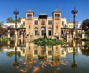 Plaza de América. Sevilla.