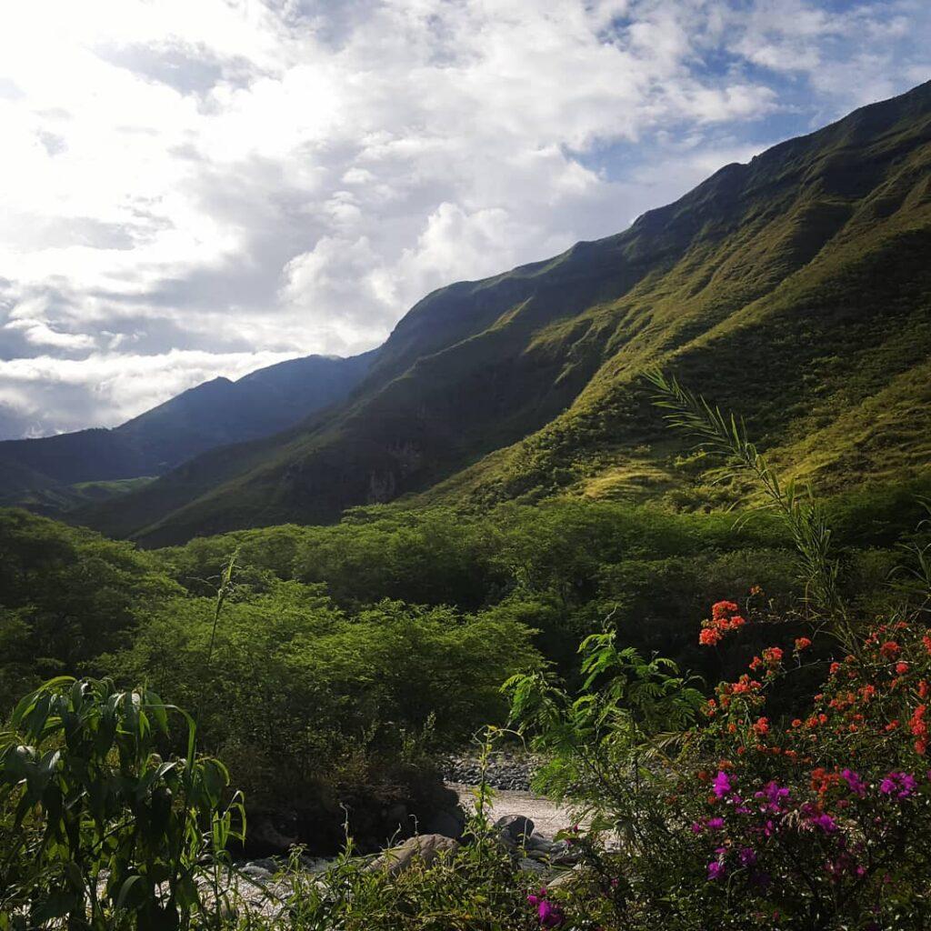 Parque Cañon del Juanambú.