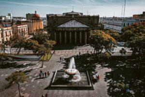 Turismo en Guadalajara - Teatro Degollado