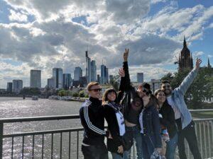 Descubriendo Frankfurt, el Manhattan europeo
