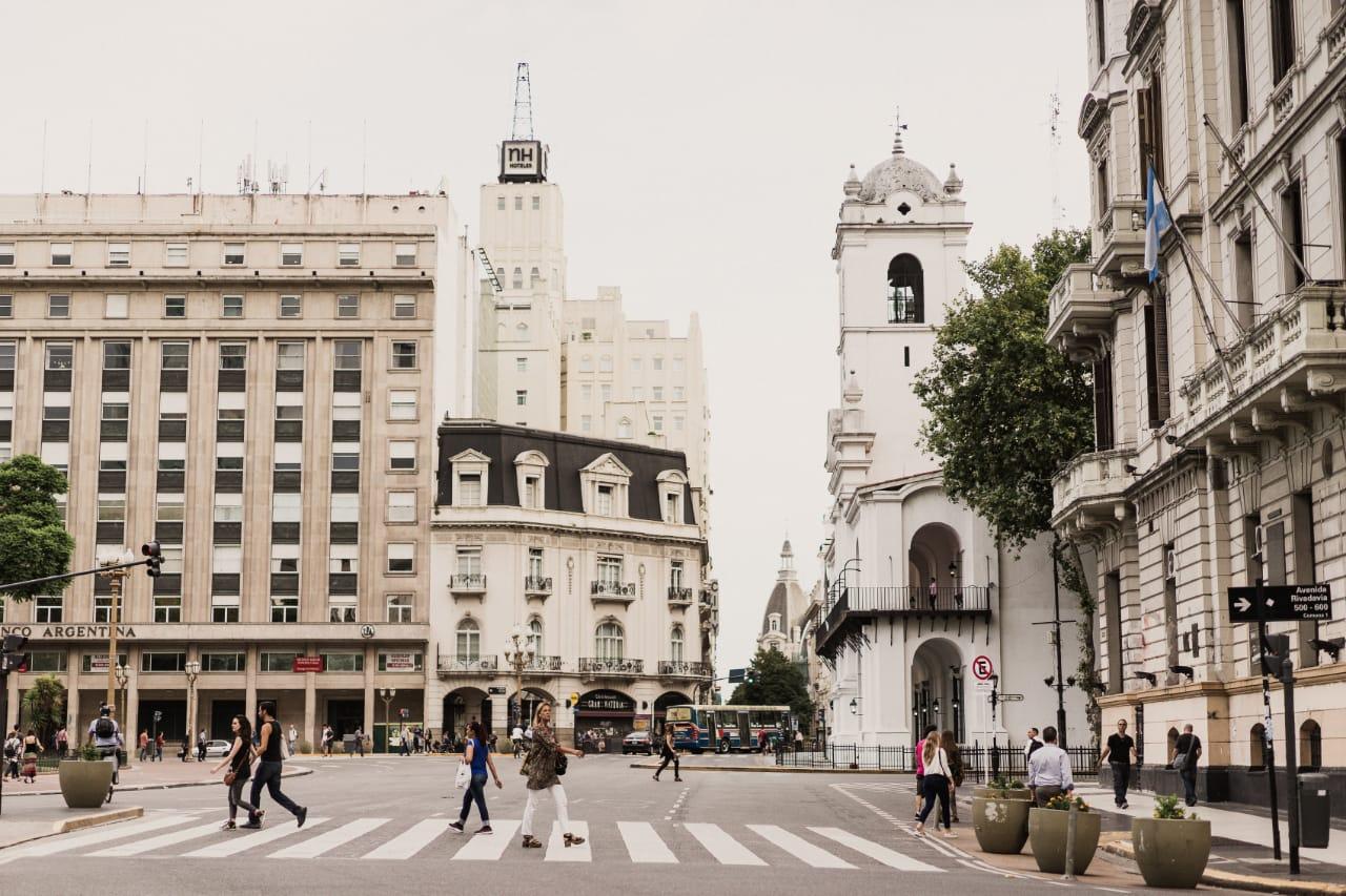 6 lugares para visitar en Buenos Aires Argentina