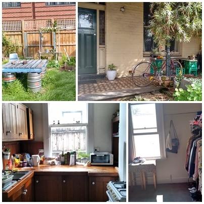 Alojamiento en Melbourne
