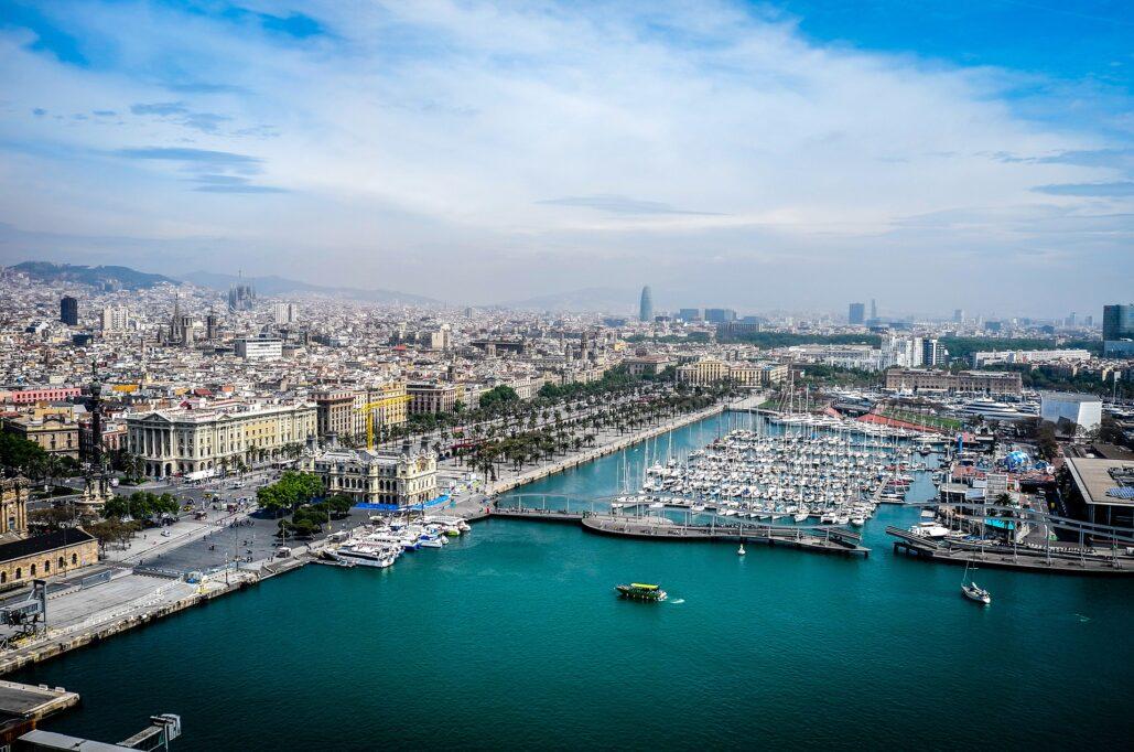 7 lugares imperdibles de Barcelona.