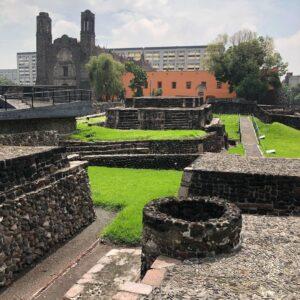 Plaza de las tres culturas - ciudad de méxico