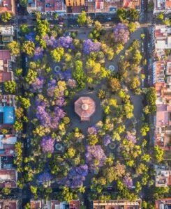 Centro histórico - Ciudad de México