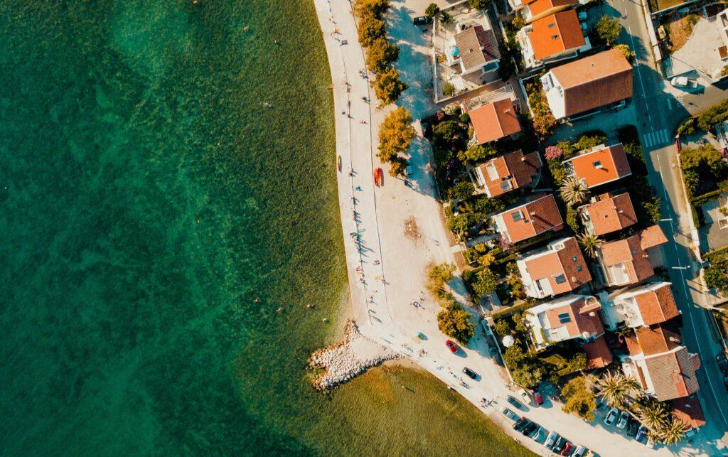 Zadar, una de las ciudades mas visitadas de Croacia