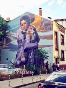Arte urbano en Sofía