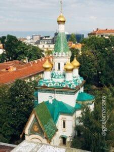 Iglesia San Nikolay