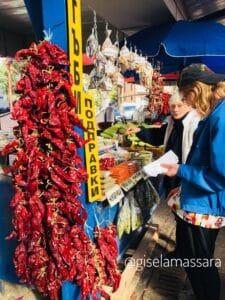 Mercado de la Mujer en Sofía