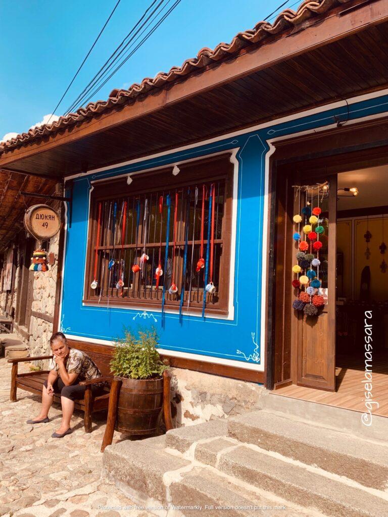 Gift Shop Koprivshtitsa - Pueblos bonitos de Bulgaria