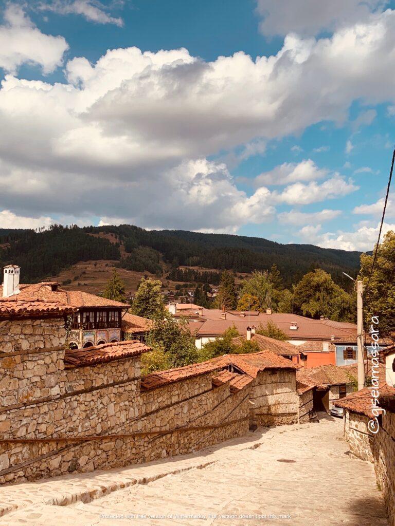 Calles de Koprivshtitsa