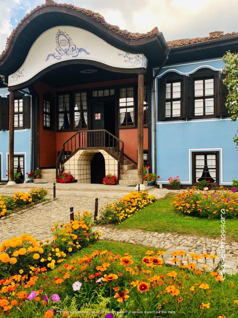 Casa Lyutov Koprivshtitsa