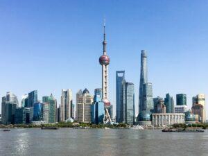 Visitar China Rascacielos en shanghai