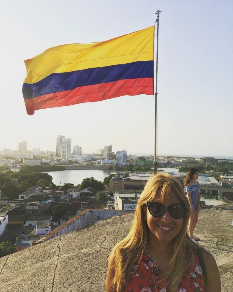 Viaje a Colombia a Cartagena de Indias.