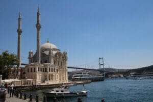 Mezquita Ortaköy