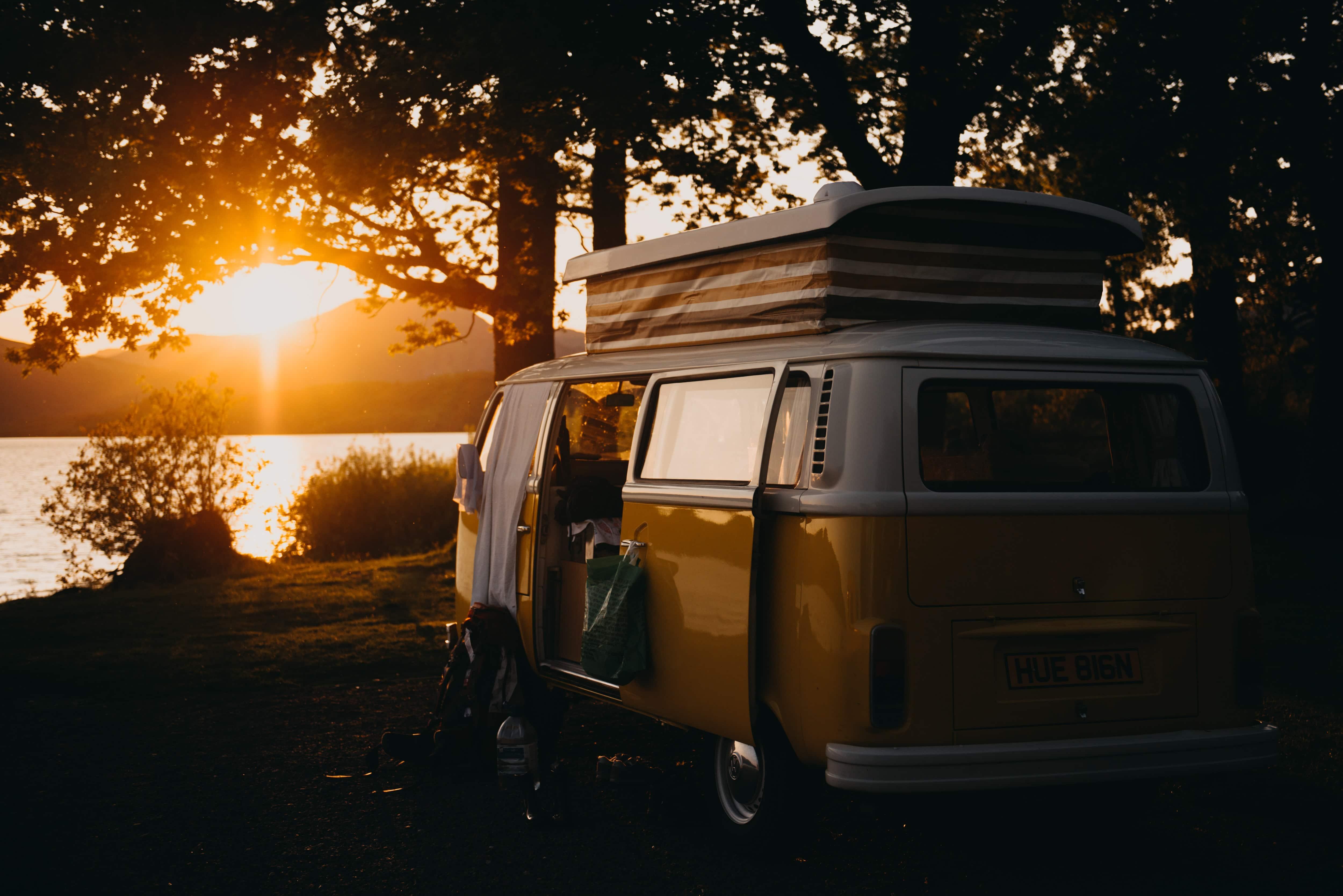 Campervan Nueva Zelanda