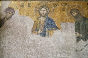 La deesis bizantina