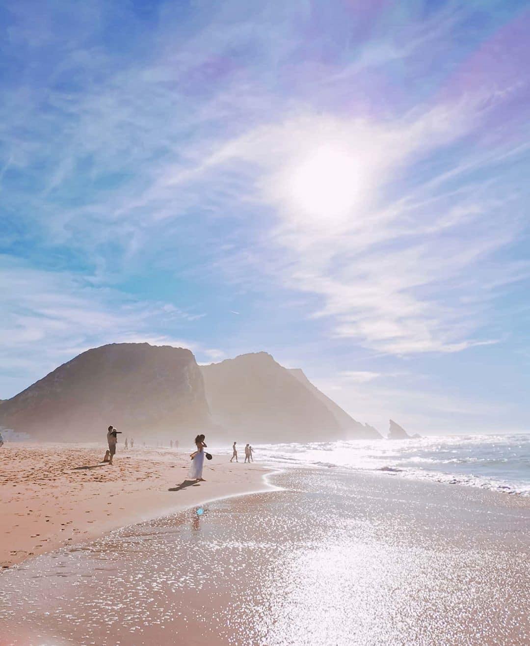 Playas en lisboa
