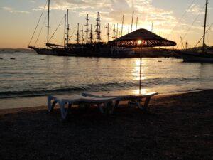 Playa de Kumbahçe, Bodrum