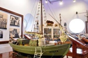 Museo del Mar, Bodrum
