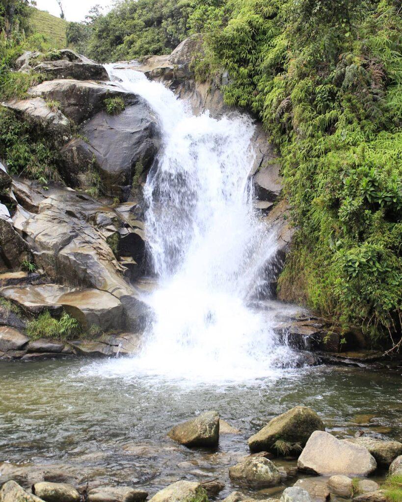 Cascada Santa Mónica en Sonsón, Antioquia