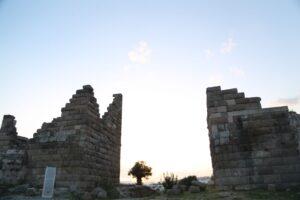 Puerta de Myndos, Bodrum