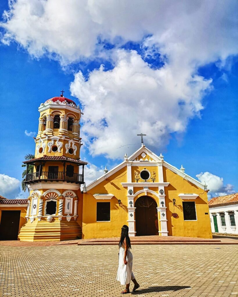 Mompox-Iglesia Santa Bárbara