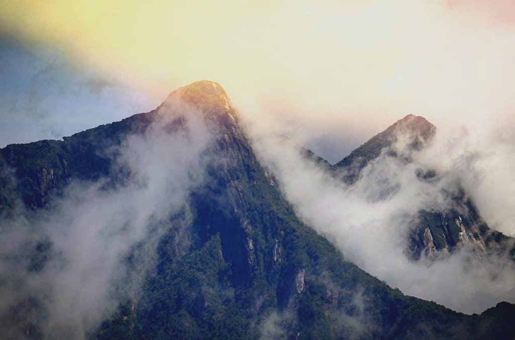 Parámo de Sonsón en Antioquia