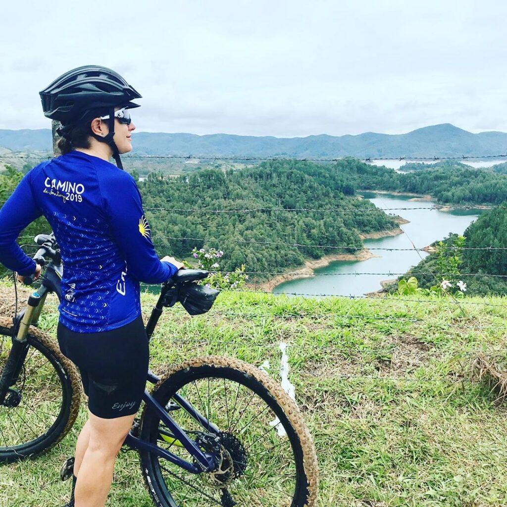 Turismo Sostenible en Colombia en bicicleta