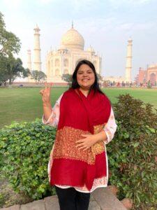 Taj Mahal Andrea