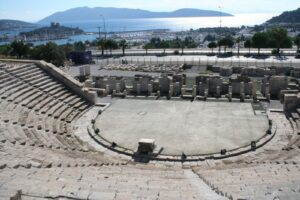 Teatro griego de Bodrum