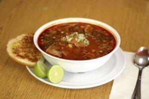 pozole - comida mexicana para celebraciones