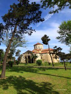 Iglesia de Santa Sofía en Trabzon