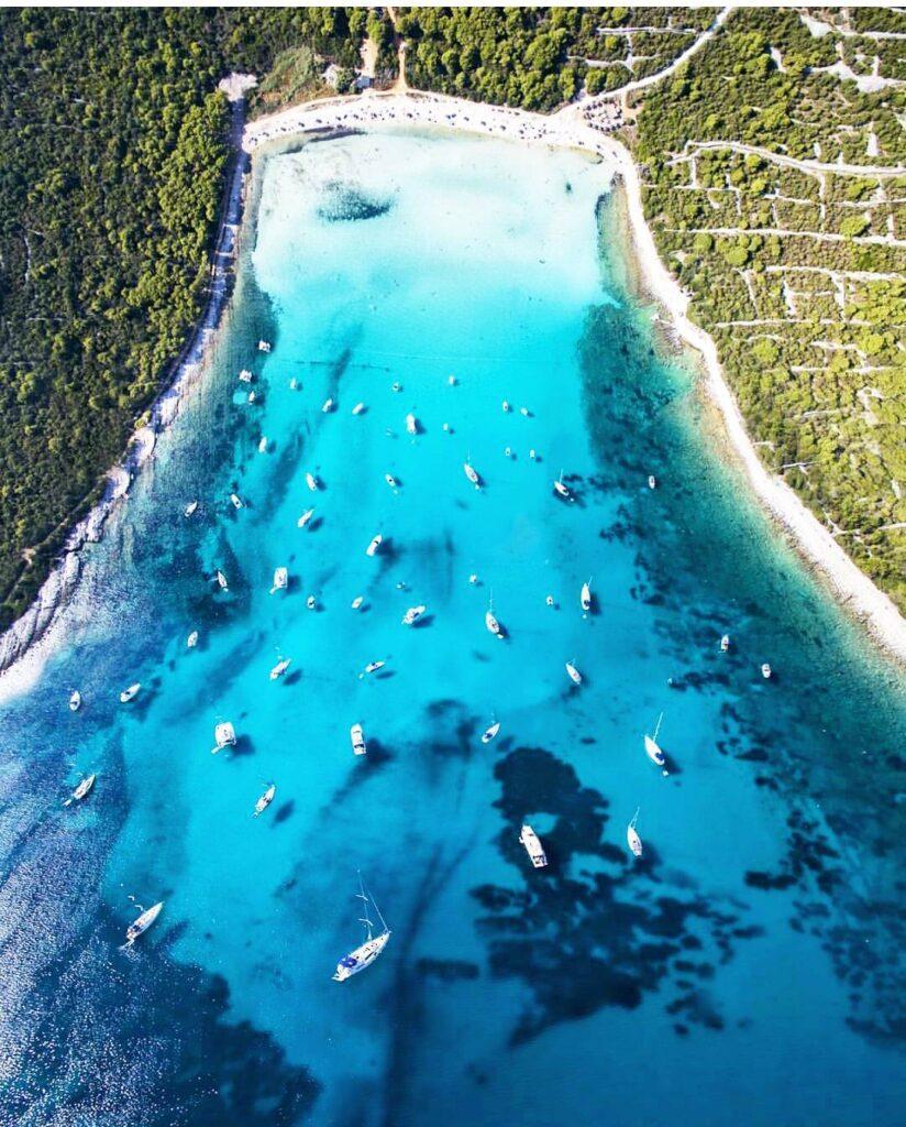 Islas Sakorum, Croacia