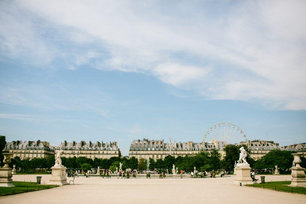 París en Marzo