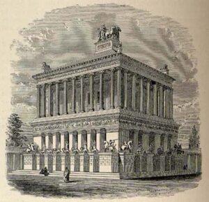 Mausoleo de Halicarnaso