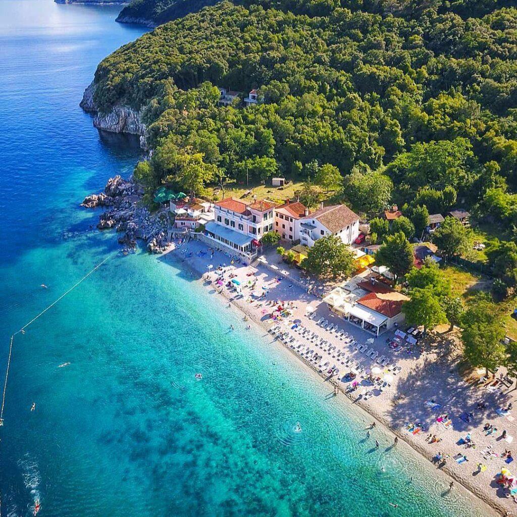 Mosenicka draga, Croacia