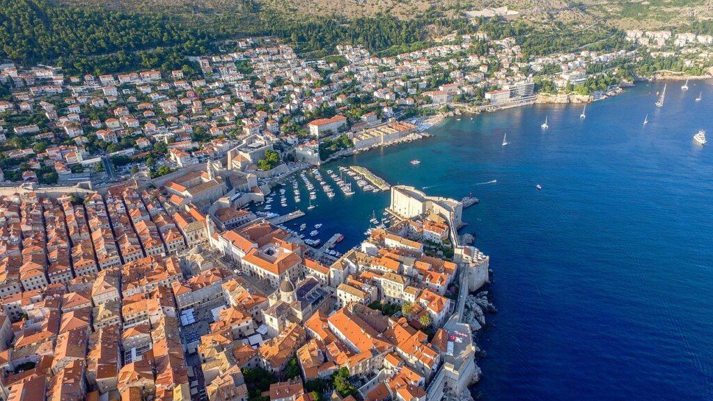 La Bella ciudad de Dubrovnik