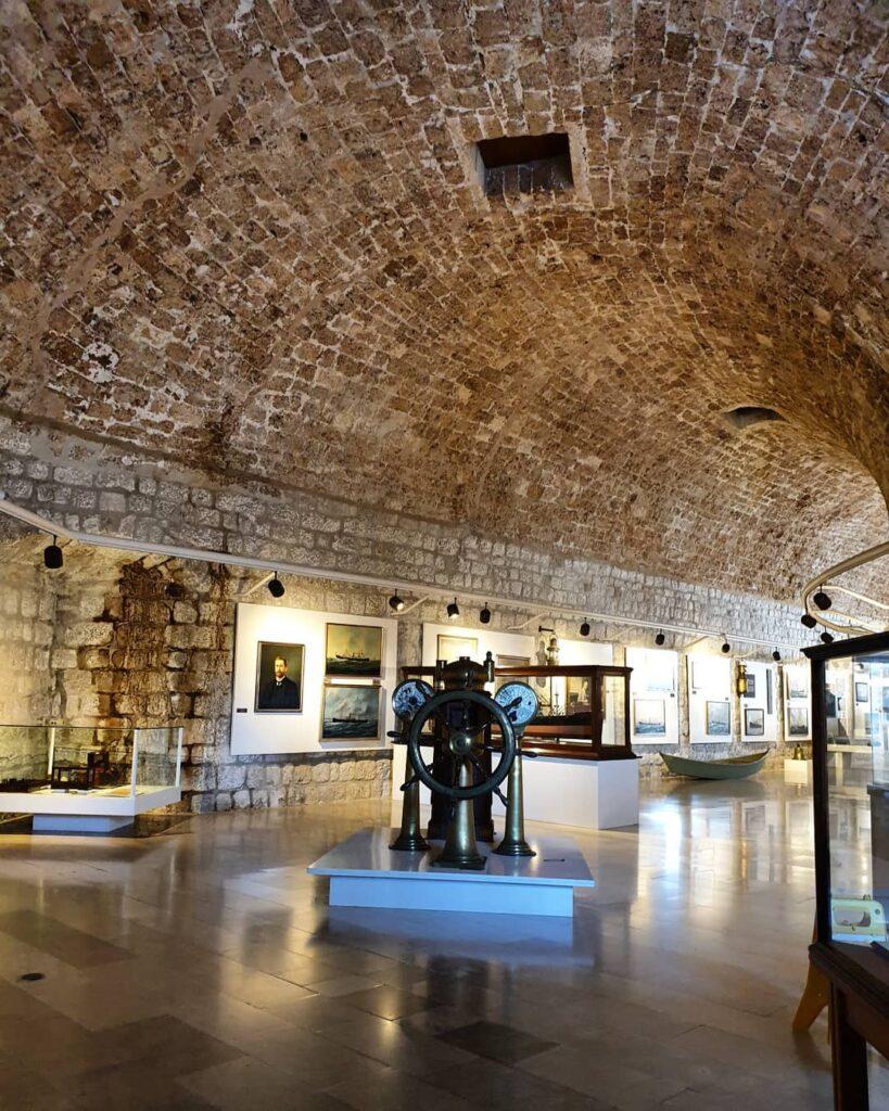 Museo marítimo, Dubrovnik