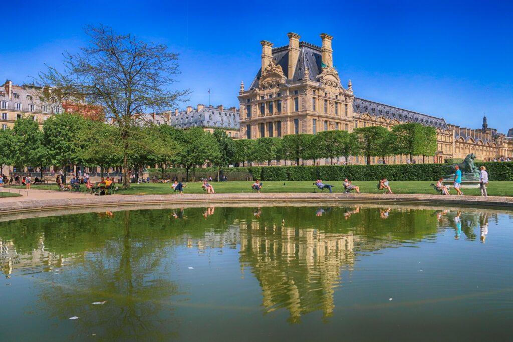 París en Agosto