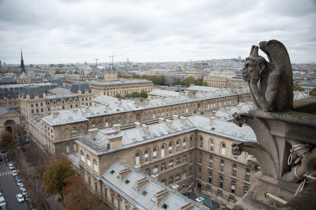 París en Noviembre