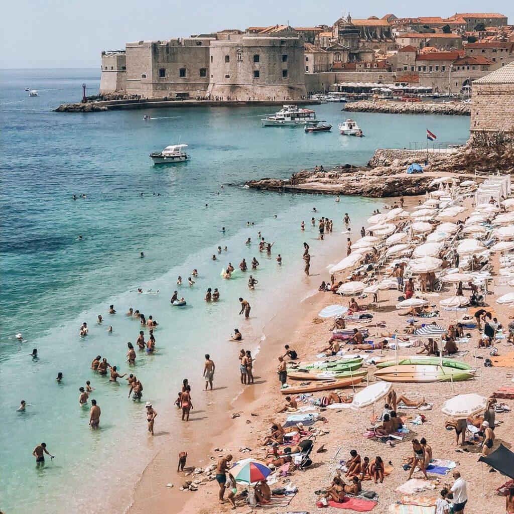 Banje, Dubrovnik